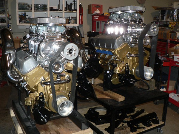 502 Blower BBC - 1000 HP (pair)