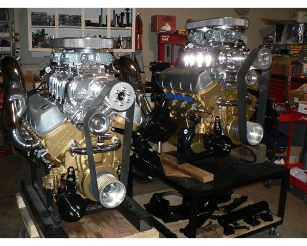 Custom Engine Builds